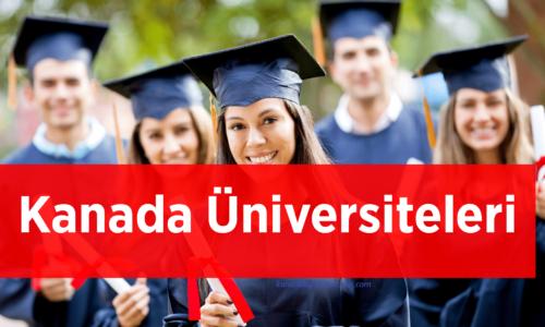 Kanada-Üniversiteleri
